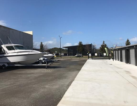 Vehicle & Boat Storage?