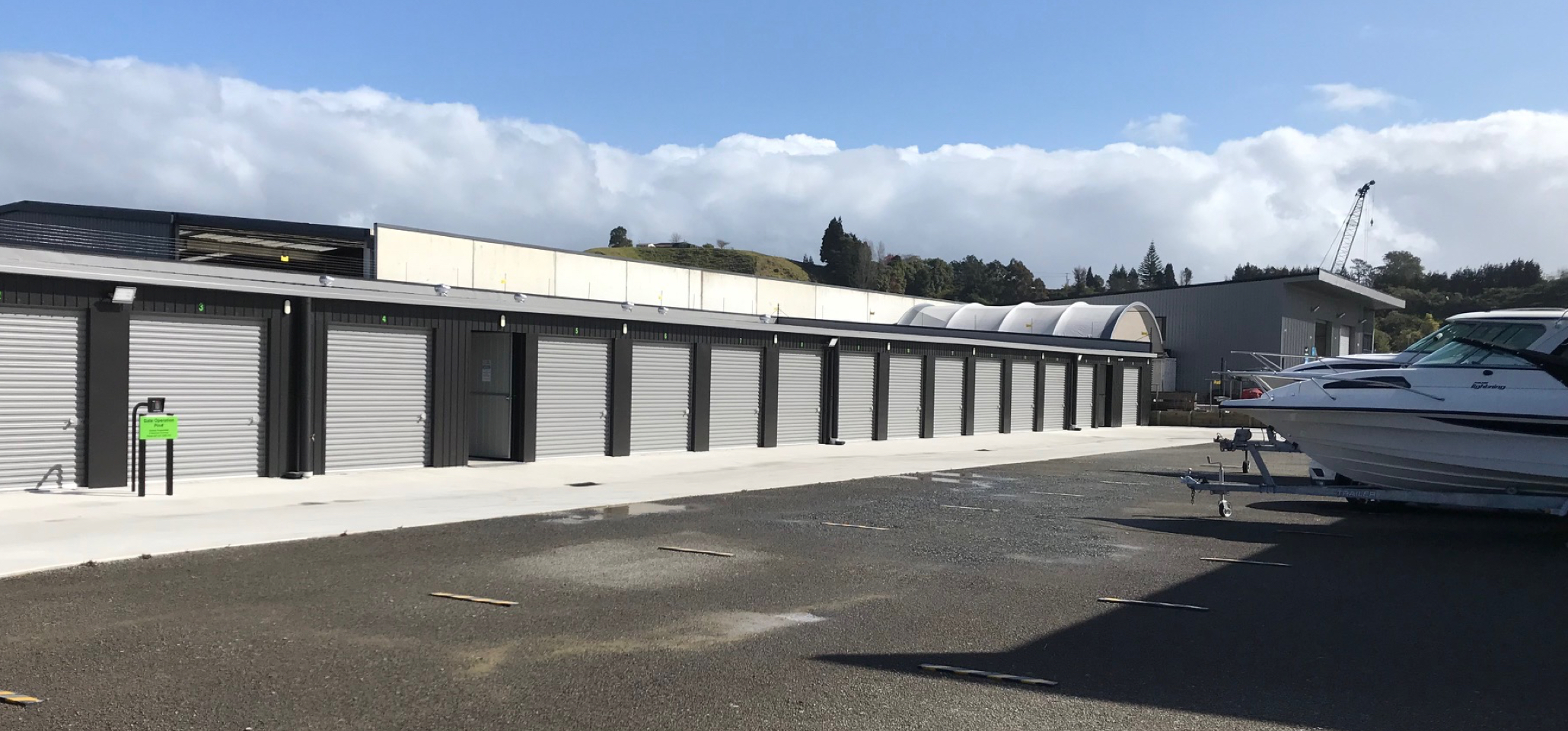 Key things to know about our self-storage facility in Tauranga