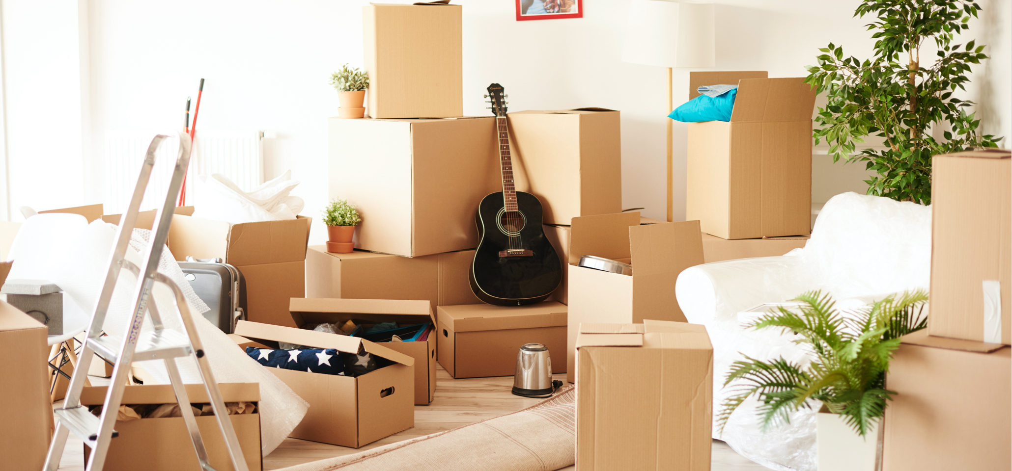 How to successfully declutter your home