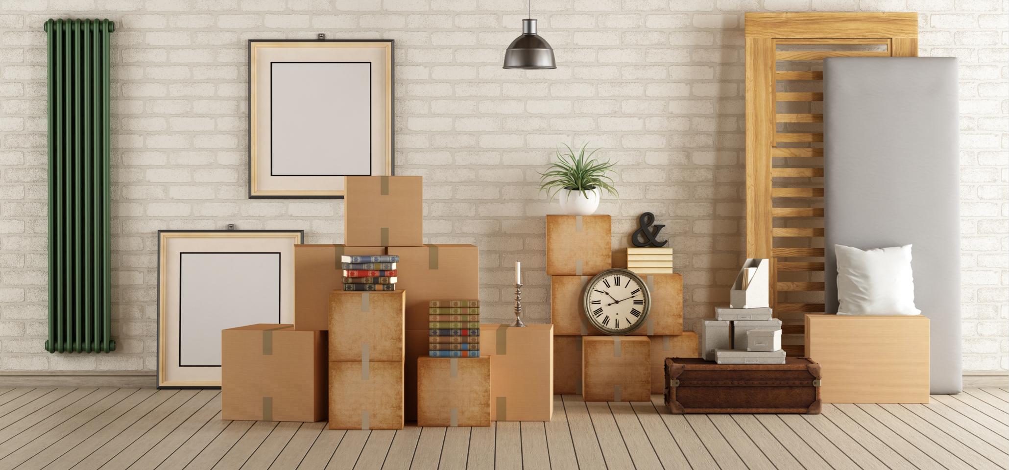 Three key reasons for organising self-storage in winter