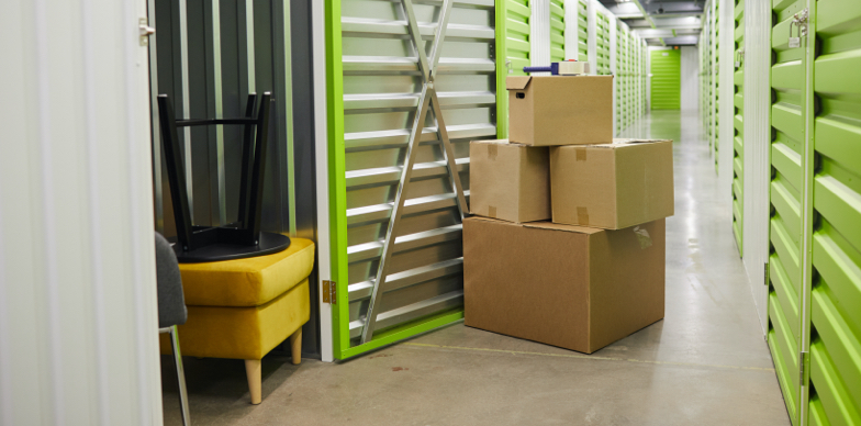 How to use your storage unit space to the max
